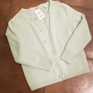 Green Halogen Cardigan